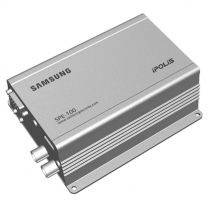 Samsung Techwin :: 1 Channel Network Video Encoder, 1 x SD Analog D1, H.264 / MPEG-4 / M-JPEG